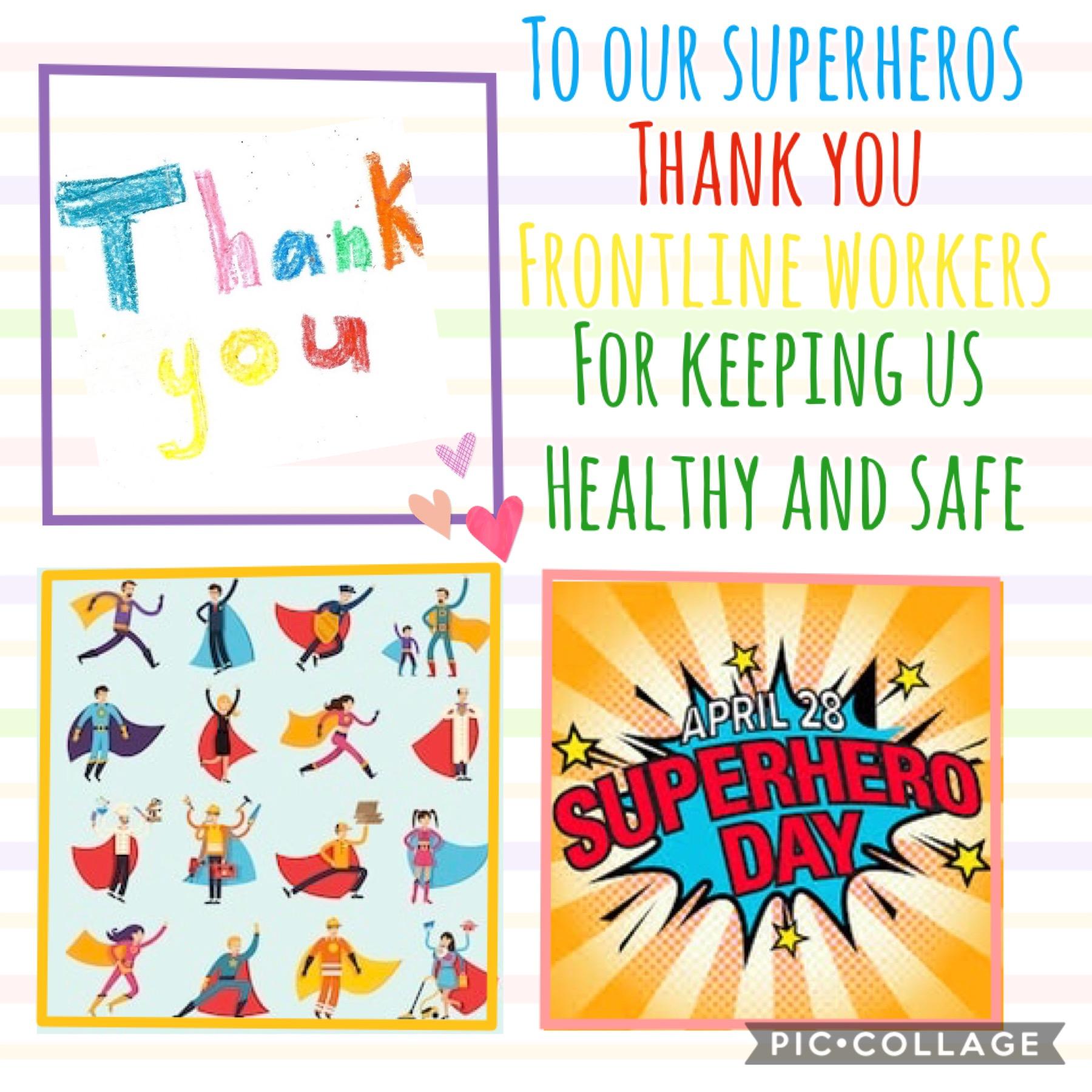 Happy Superhero Day!